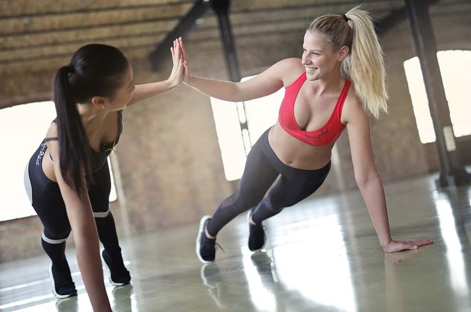 sesja fitness Warszawa
