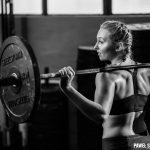 Portretowa sesja zdjęciowa fitness